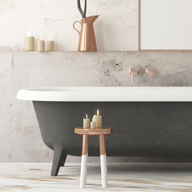 how to ship a clawfoot tub